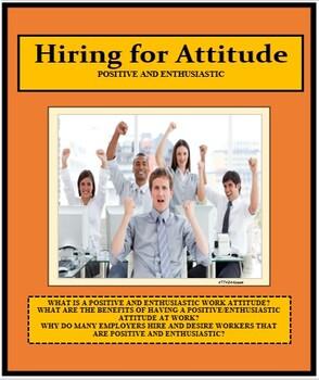 Vocational, Hiring for Attitude, Career