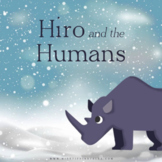 Journeys and Quests, Hiro and the Humans, KS2