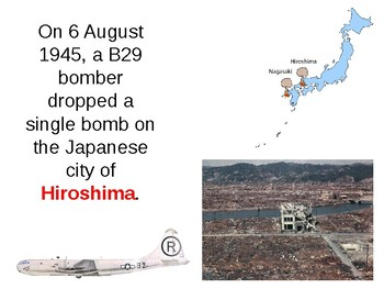 Hiroshima - A Day That Shook the World Lesson