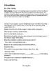 Hiroshima by John Hersey - Reading Responses/Sentence Starters