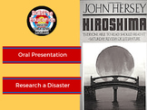 Hiroshima by John Hersey: Oral Presentation on a Disaster
