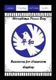 Hiroshima: resources for display in the Japanese Classroom