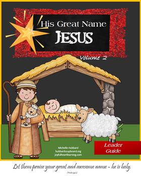 His Great Name - Jesus (Volume 2)
