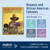 Hispanic & African-American Folktales | 3rd Grade Fiction | Unit | Lessons