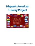 Hispanic American History Biography Project