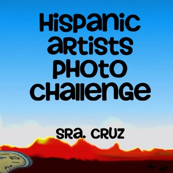 Hispanic Artists Photo Challenge