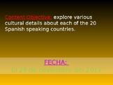 Hispanic Countries