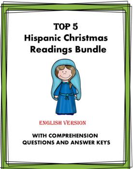 Hispanic Culture Christmas Readings: Navidad / Reyes Magos (English Version)