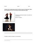 Hispanic Dances, cognates and translation - Culture