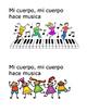 """Spanish Folk Song """"Mi Cuerpo"""""""