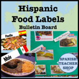 Hispanic Food Labels