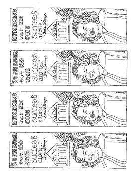 Hispanic Heritage Bookmarks-Sonia Sotomayo
