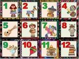 Hispanic Heritage Calendar Set