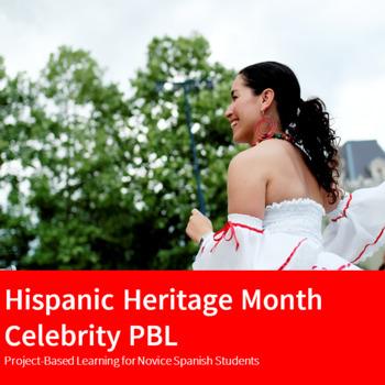 Hispanic Heritage Month Celebrity PBL