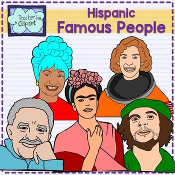 Hispanic Heritage Characters - Personajes Hispanos Famosos
