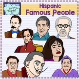 Hispanic Heritage Characters SET #2 - Personajes Hispanos Famosos