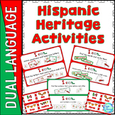 Hispanic Heritage Mexican Independence Day Dieciseis de Sept to Cinco de Mayo