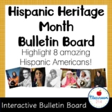 Hispanic Heritage Interactive Bulletin Board: Who Am I?