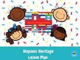 Hispanic Heritage Lesson - Spanish