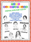 Hispanic Heritage Math Biographies