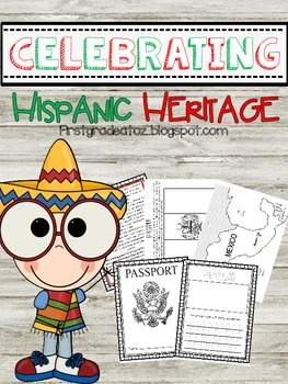 Hispanic Heritage Mini-Unit September
