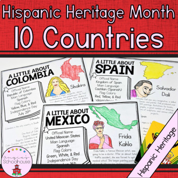 hispanic heritage month 10 countries their flags by angie s