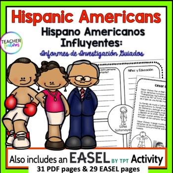 Hispanic Heritage Month (En Espanol/ Spanish Version)