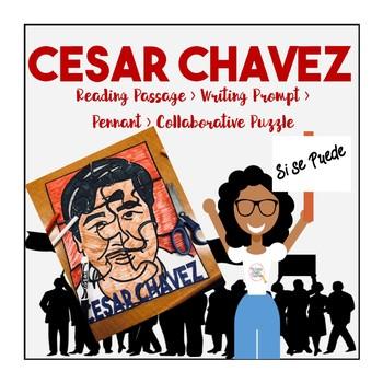 Hispanic Heritage Month Activity: Cesar Chavez