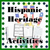 Hispanic Heritage Month Activity Set
