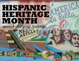 Reading: Hispanic Heritage Month (readings and questions)