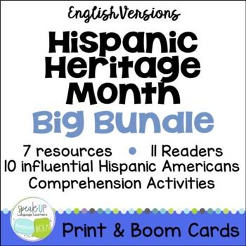 Hispanic Heritage Month BIG Bundle {English version}