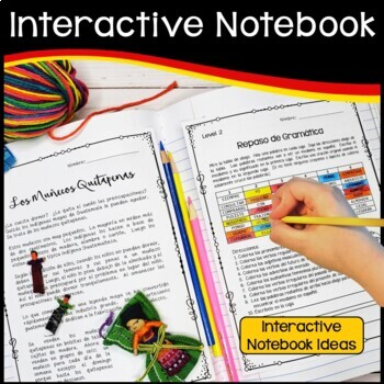 Hispanic Heritage Month (Spanish Back to School)