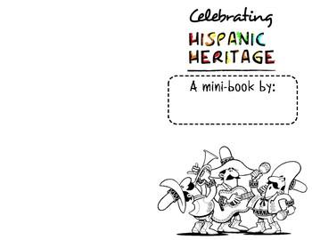 Hispanic Heritage Month Booklet