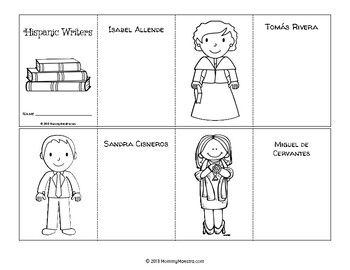 Hispanic Heritage Month Booklets