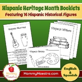 Hispanic Heritage Month Booklets
