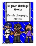 Hispanic Heritage Month Bottle Biography Project