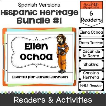 Hispanic Heritage Month Bundle {Spanish Version}