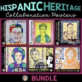 Hispanic Heritage Month Collaboration Poster BUNDLE