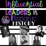 Hispanic Heritage Month - Influential Leaders in Hispanic History