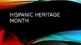 Hispanic Heritage Month Intro