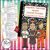 Hispanic Heritage Month Journal Prompts: Inspirational Quotes