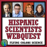 Latinx Hispanic Heritage Month Scientist Inventor Webquest