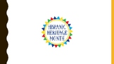 Hispanic Heritage Month Lesson