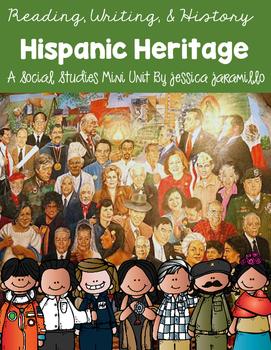Hispanic Heritage Month Literacy and Social Studies Unit