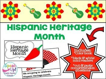 Hispanic Heritage Month MEGA Bundle {English version}