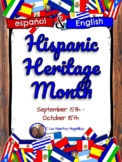 Hispanic Heritage Month - Mes de la Herencia Hispana
