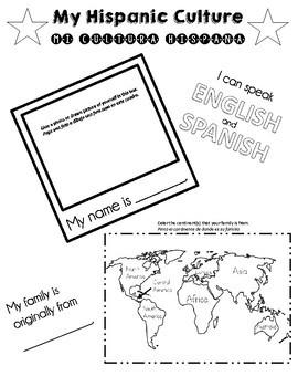 Hispanic Heritage Month Mini Poster