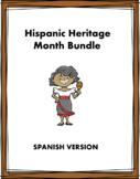 Hispanic Heritage Month Spanish Bundle at 35% off!