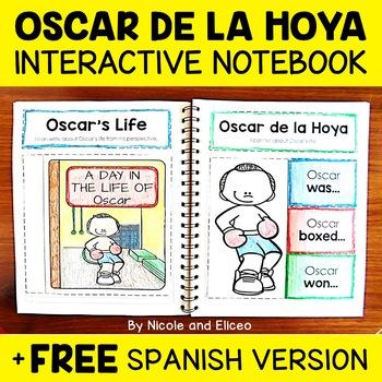 Interactive Notebook - Oscar De La Hoya Activities