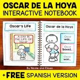 Oscar de la Hoya Interactive Notebook Activities